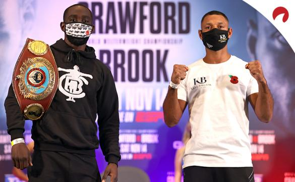 Terence Crawford vs Kell Brook Betting Odds