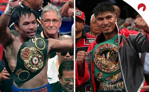 Manny Pacquaio vs Mikey Garcia Betting Odds