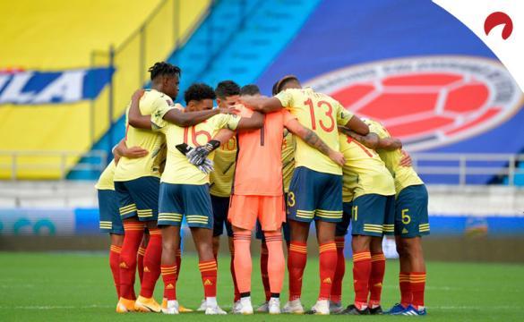 Apuestas para el Ecuador Vs Colombia de las Eliminatorias Qatar 2022