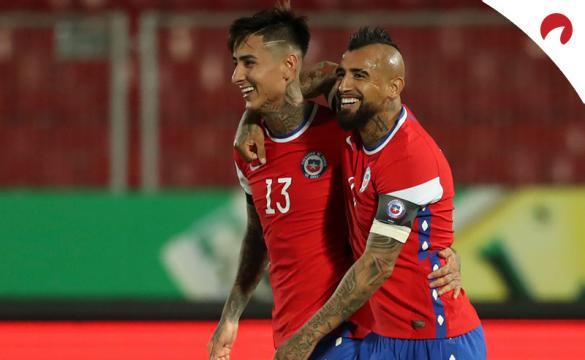 Apuestas para el Venezuela Vs Chile de las Eliminatorias Qatar 2022