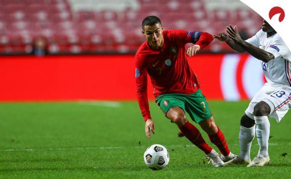 Apuestas para el Croacia Vs Portugal de la Liga de Naciones