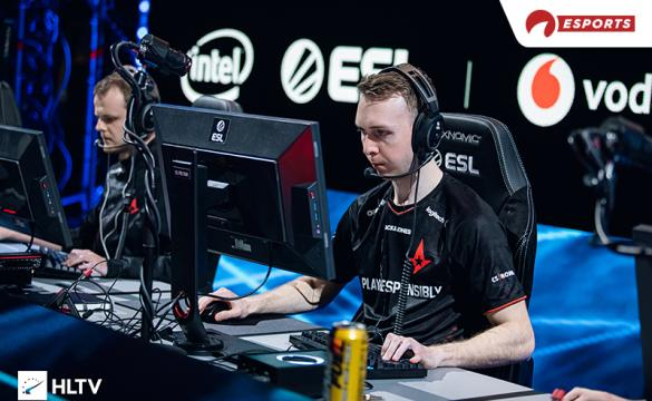 DreaHack Masters Winter Odds: Astralis remains the favorite