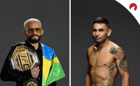 Apuestas UFC 255: Figueiredo Vs Pérez