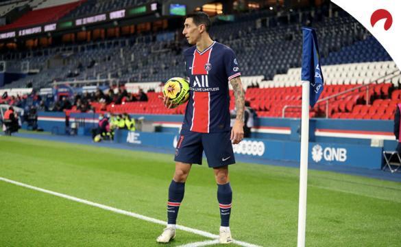 Apuestas para el Mónaco Vs PSG de la Ligue 1 2020/21