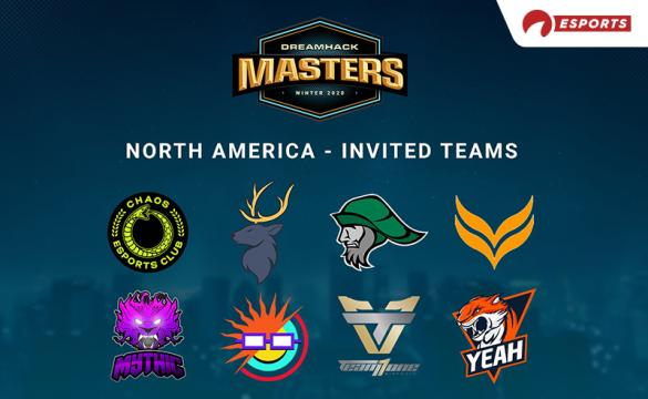 DreamHack Masters Winter Odds
