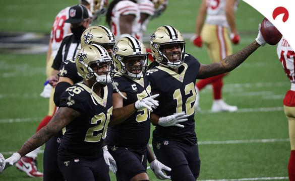 Bettors appear to be backing the Falcons in their matchup with the Saints in Week 11.