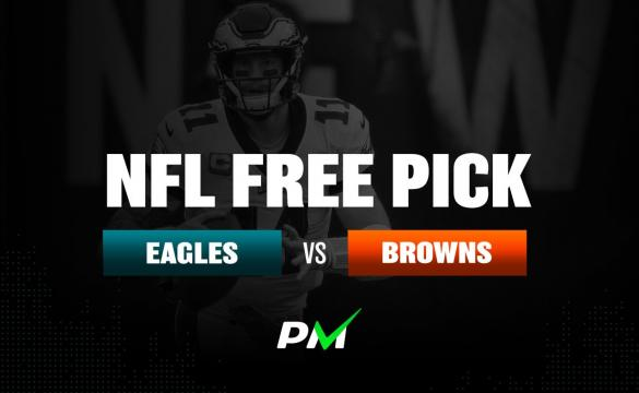 Prediction Machine NFL Free Pick: Philadelphia Eagles vs Cleveland Browns