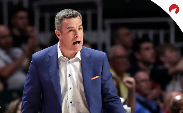 NCAA Basketball 2021 ACC tournament odds Tony Bennett Virginia Cavaliers