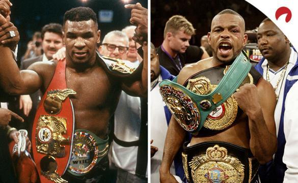 Apuestas Mike Tyson Vs Roy Jones Jr.