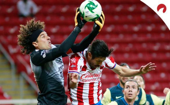 Apuestas en el Club América Vs Chivas Guadalajara de los Playoffs del Guardianes 2020
