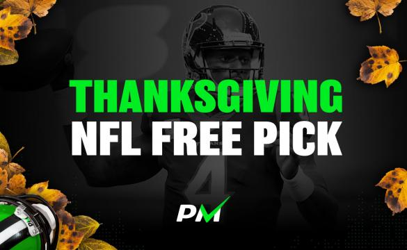 NFL Thanksgiving Day Free Pick: Houston Texans at Detroit Lions