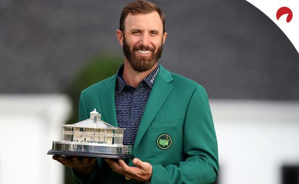 When it comes to odds on which golfer will win the 2021 Masters, Dustin Johnson is the early favorite.