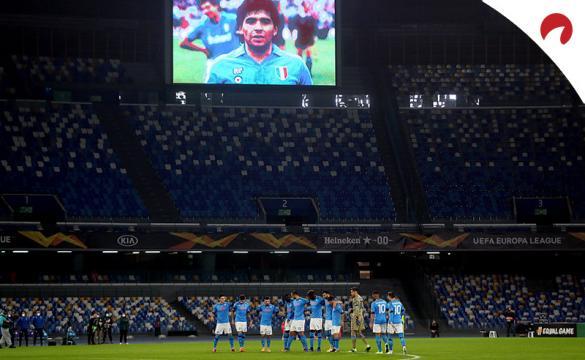 Apuestas para el Napoli Vs Roma de la Serie A TIM 2020/21