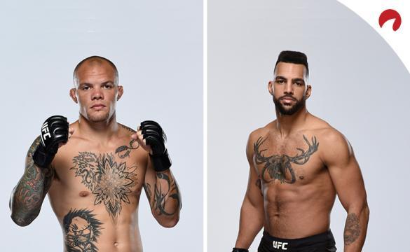 UFC Fight Night: Smith vs Clark Betting Odds