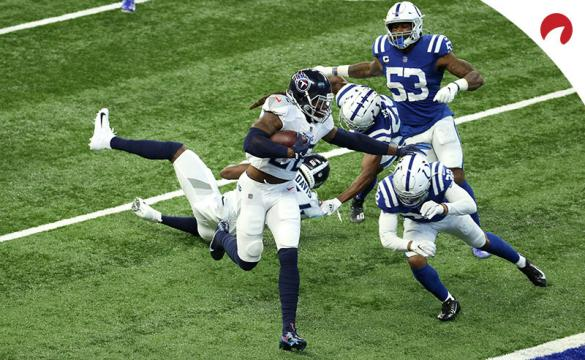 The Tennessee Titans saw their odds to win Super Bowl 55 improve after beating the Indianapolis Colts in Week 12.