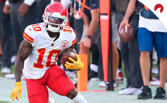 Apuestas Kansas City Chiefs Vs Denver Broncos de la NFL 2020