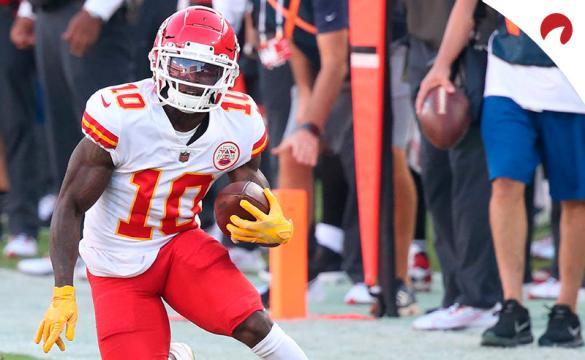 Apuestas Kansas City Chiefs Vs Denver Broncos de la NFL 2020