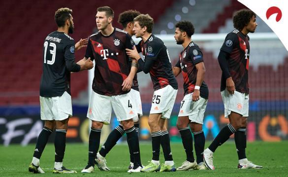 Apuestas para el Bayern Múnich Vs RB Leipzig de la Bundesliga 2020/21