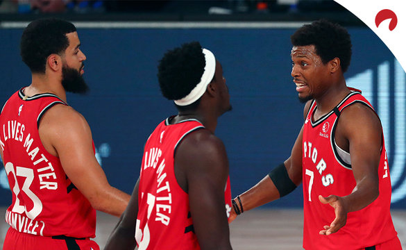 Toronto Raptors betting props have been released and the team will rely on Kyle Lowry, Pascal Siakam and Fred VanVleet this season.