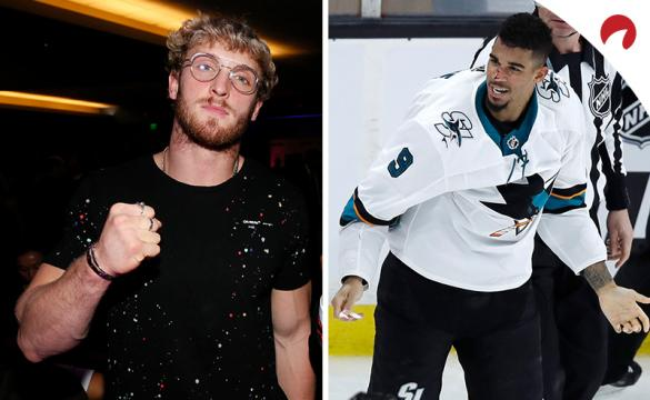 Logan Paul vs Evander Kane Betting Odds