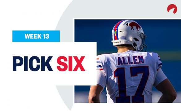Pick Six Week 13 Betting Odds and Picks December 4, 2020