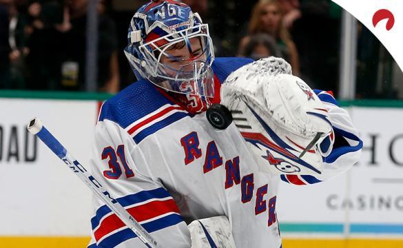 Igor Shesterkin leads NHL Calder Trophy Odds