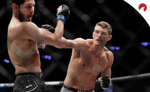 Stephen Thompson vs Geoff Neal UFC Odds