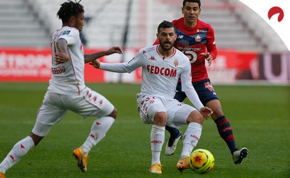 Apuestas para el Marsella Vs Mónaco de la Ligue 1 2020/21