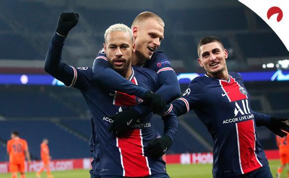 Apuestas para el PSG Vs Lyon de la Ligue 1 2020/21