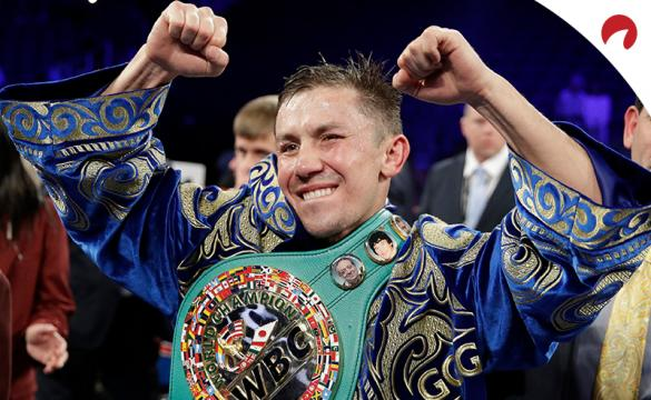 Gennady Golovkin vs Kamil Szeremeta Betting Odds