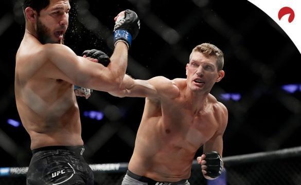 Apuestas UFC Fight Night: Thompson Vs Neal