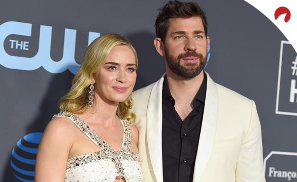 Fantastic Four cast odds John Krasinski and Emily Blunt are favored to play two of the main characters