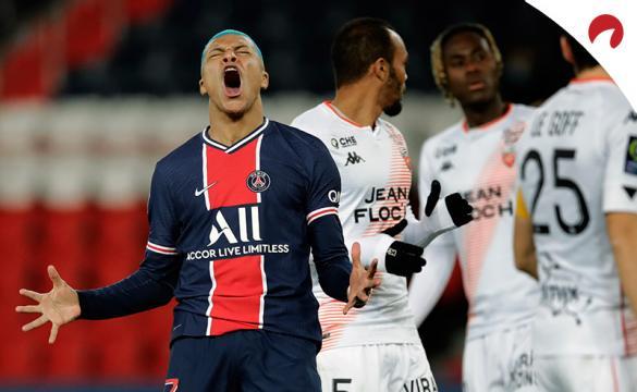 Apuestas para el Lille Vs PSG de la Ligue 1 2020/21