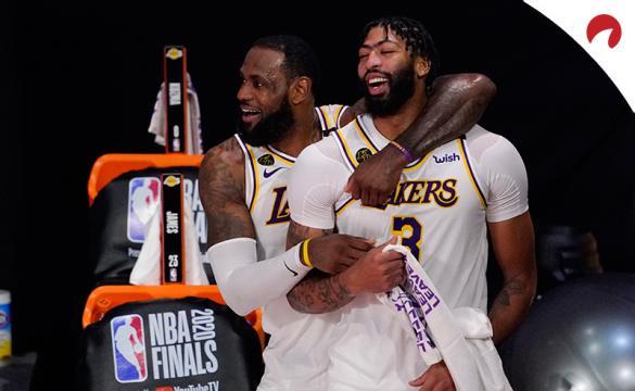 Apuestas Lakers Vs Clippers de la NBA 2020/21