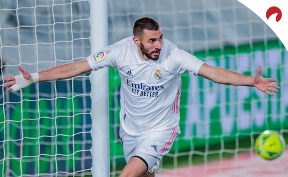 Apuestas para el Real Madrid Vs Granada de LaLiga 2020/21