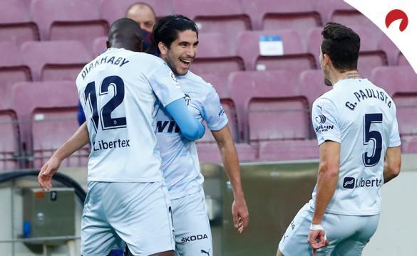 Apuestas para el Valencia Vs Sevilla de LaLiga 2020/21