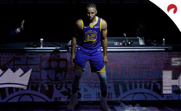 Apuestas Nets Vs Warriors de la NBA 2020/21