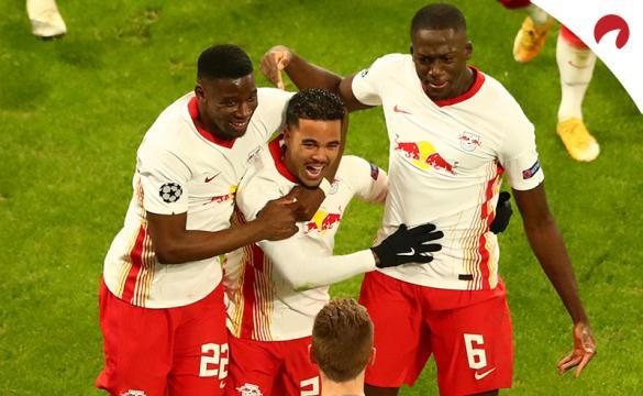 Apuestas para el Stuttgart Vs RB Leipzig de la Bundesliga 2020/21