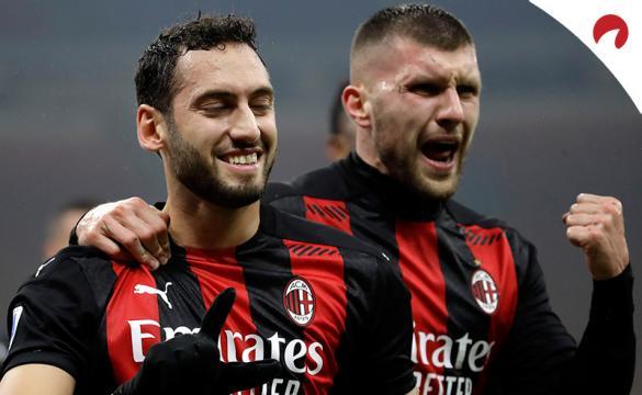 Apuestas para el AC Milan Vs Juventus de la Serie A TIM 2020/21