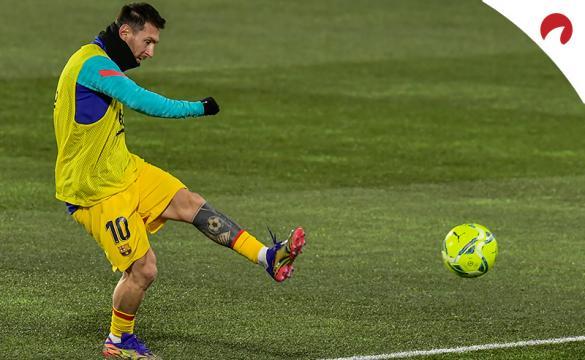 Apuestas para el Athletic Club Vs Barcelona de LaLiga 2020/21