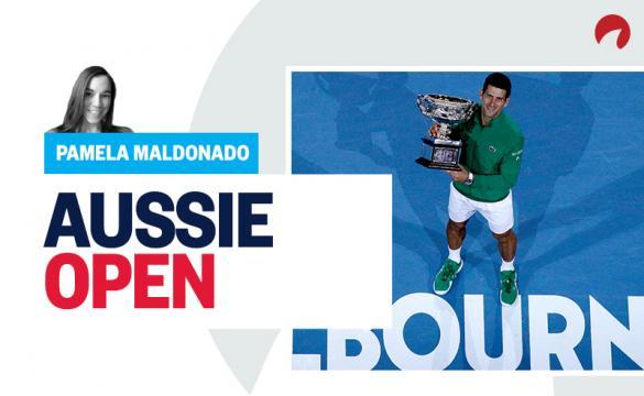 Pamela Maldonado breaks down 2021 Australian Open Odds.