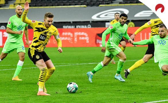 Apuestas para el RB Leipzig Vs Borussia Dortmund de la Bundesliga 2020/21