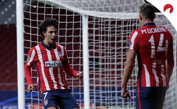 Apuestas para el Atlético de Madrid Vs Sevilla de LaLiga 2020/21