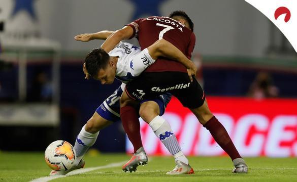 Apuestas Lanús Vs Vélez de la Copa Sudamericana 2020
