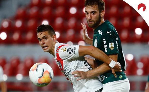 Apuestas Palmeiras Vs River Plate de la Copa Libertadores 2020