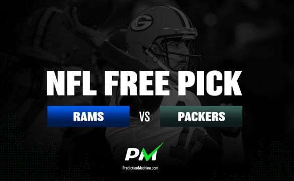 NFL Free Pick Los Angeles Rams vs Green Bay Packers