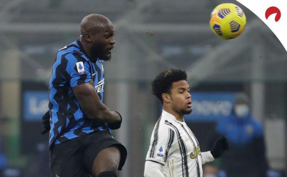 Inter Milan are leading the way in odds to win the Serie A title, ahead of A.C. Milan and Juventus.