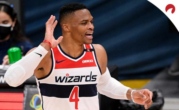 Trade speculation is surrounding Russell Westbrook as the Wizards have struggled to start the NBA season.