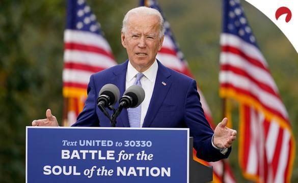 Joe Biden's presidential inauguration prop bets