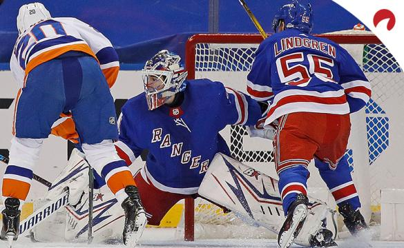 Igor Shesterkin gets the start Friday for the New York Rangers, who are moneyline underdogs in NHL odds to the host Pittsburgh Penguins.